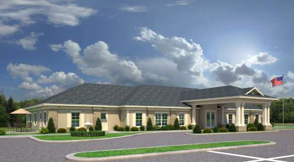 Kramer Funeral Home New Building